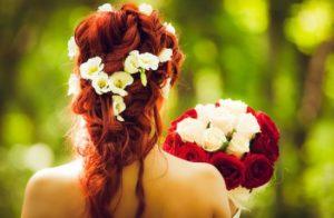 Peinados femeninos para novias: lucir tu cabello el día de tu boda